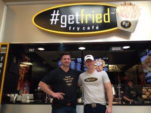 Garrett Green and Chris Covelli -