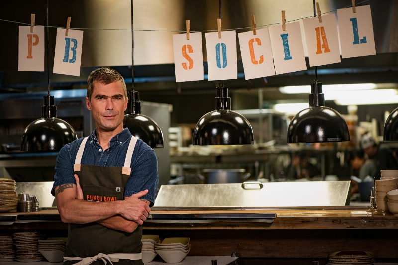 Hugh Acheson, Culinary Partner, Punch Bowl Social