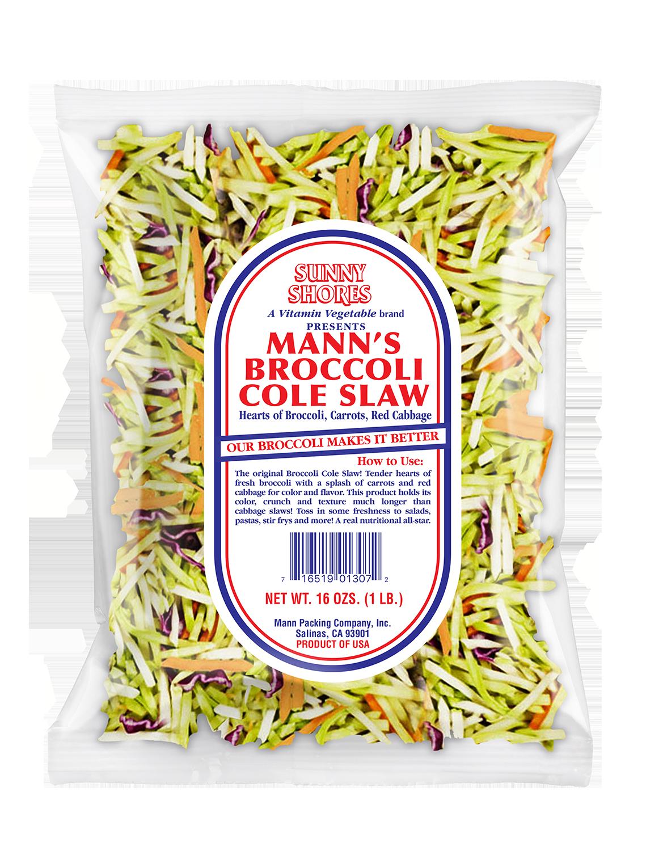 Mann's Broccoli Cole Slaw