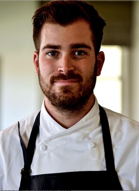 Chef Grae Nonas Photo by Robert Lerma