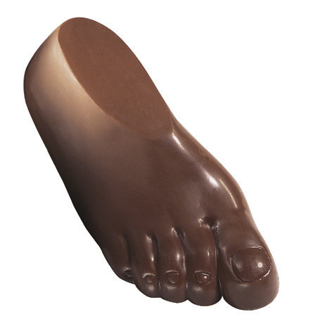 Toe-Rific Chocolates and Candy Footsie Award