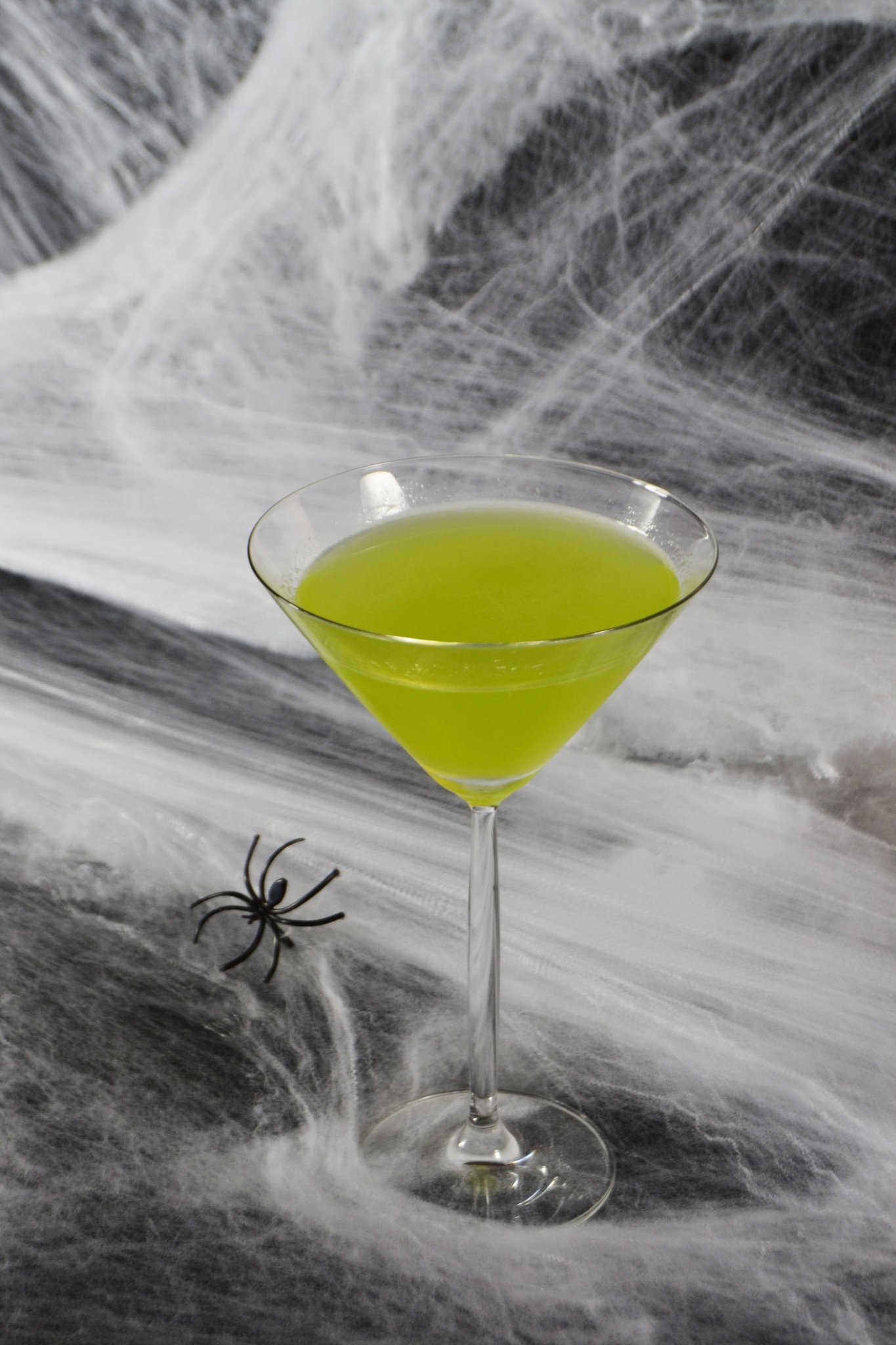 Poisoned Apple Martini