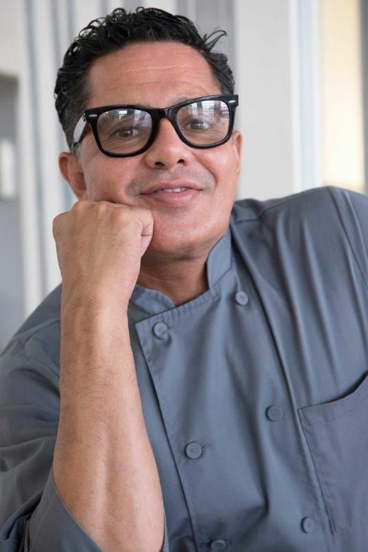 Chef Alfredo Alvarez