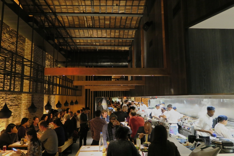 London favorite wagamama brings its curries, ramen and teppanyaki to NYC, opening November 16 at 210 Fifth Avenue, bordering the NoMad and Flatiron neighborhoods. (PRNewsFoto/wagamama)