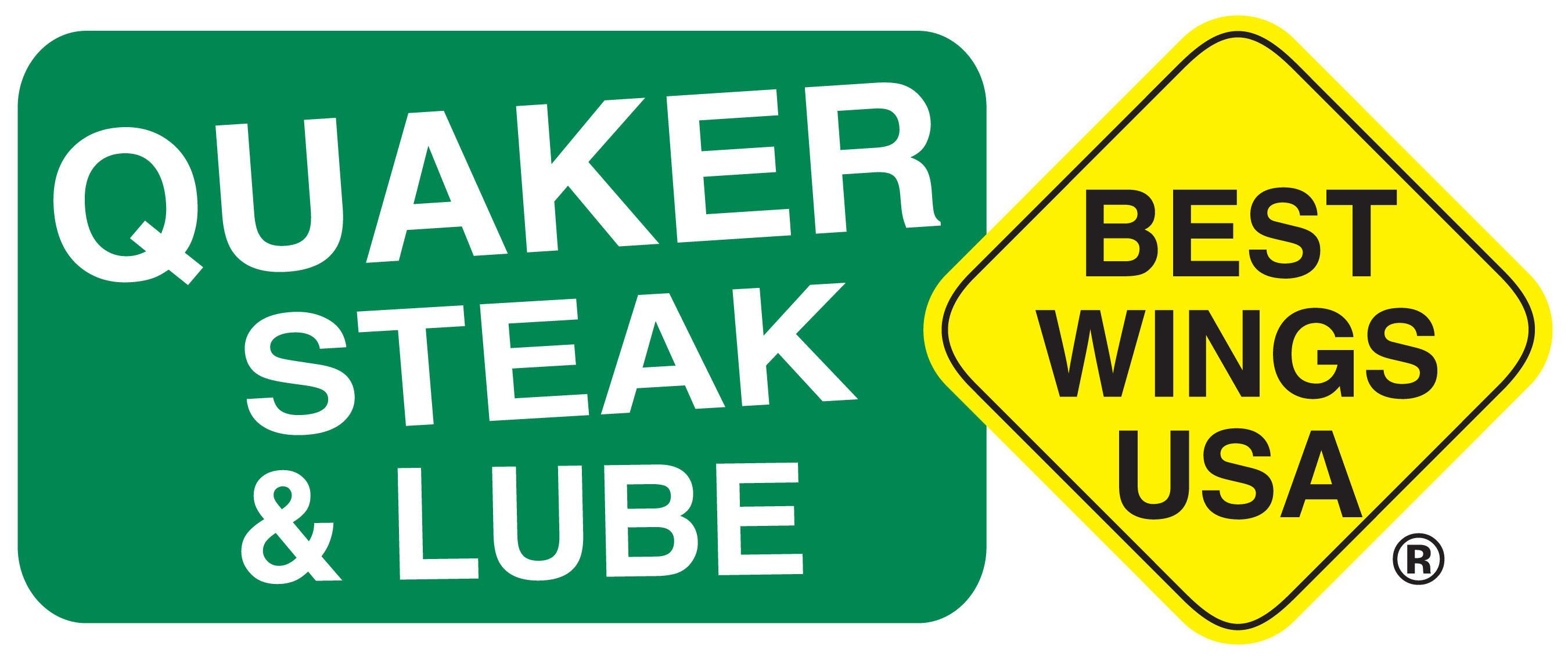 QUAKER STEAK & LUBE LOGO