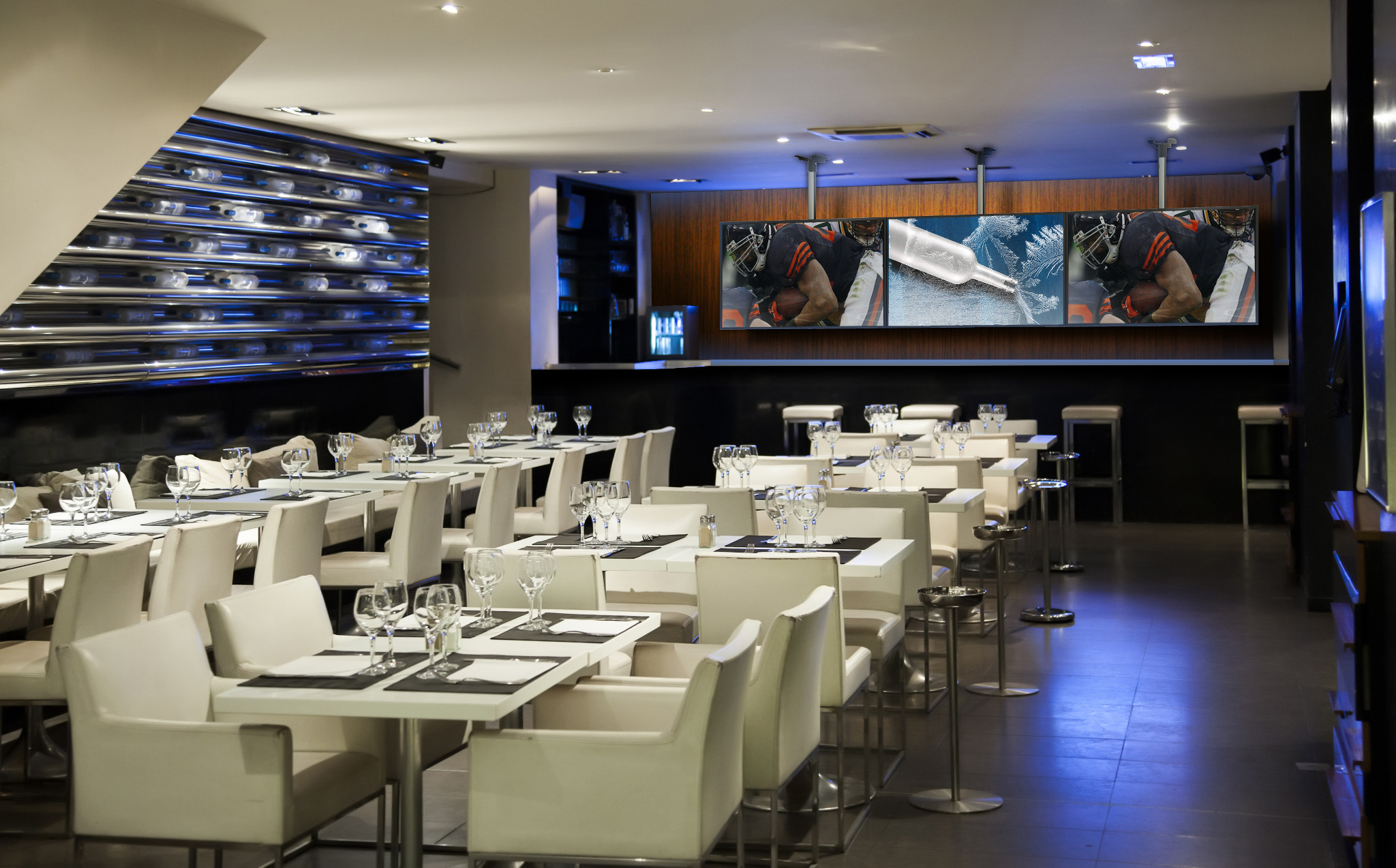 Marketing and digital signage for the modern restaurant modern restaurant management the - Moderne cusine ...