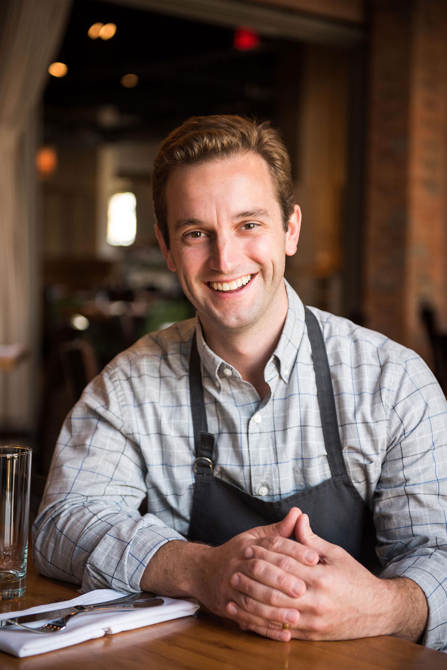 Chef Marcus Paslay