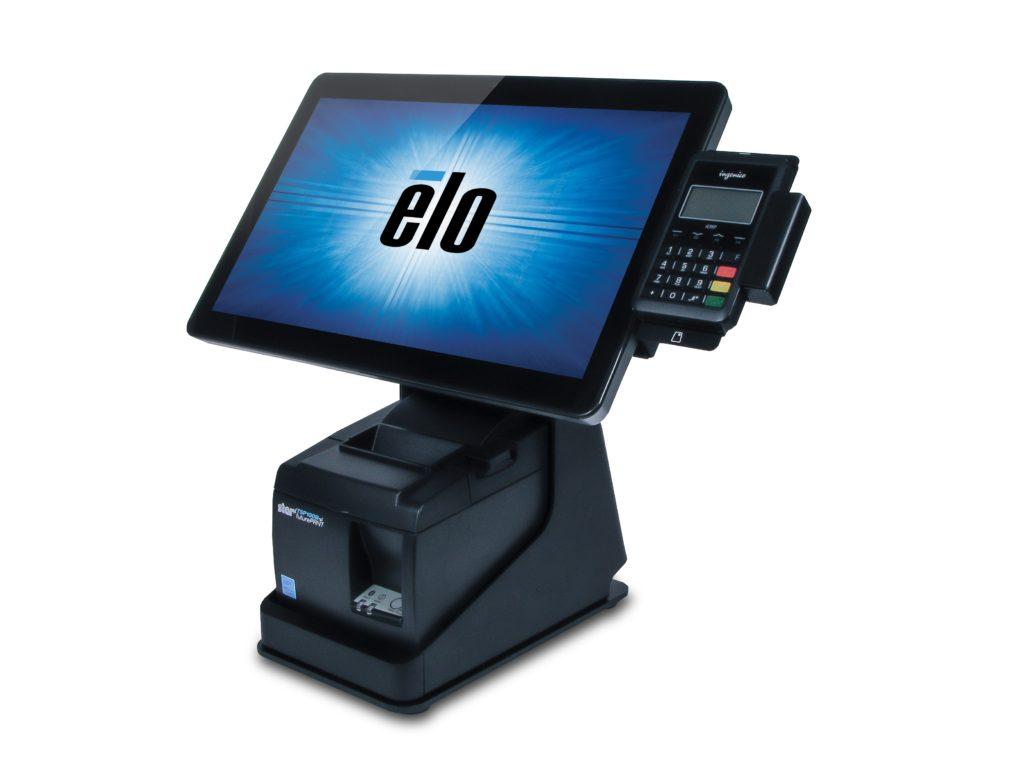 Elo mPOS system