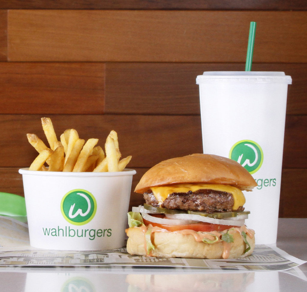 Wahlburgers Our Burger COMBO
