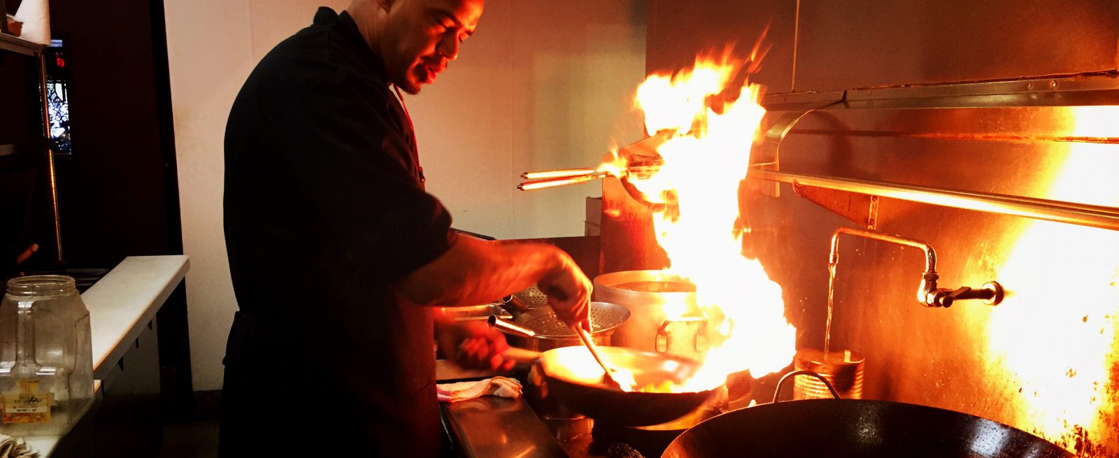 Kitchen Fires Can Destroy Your Business