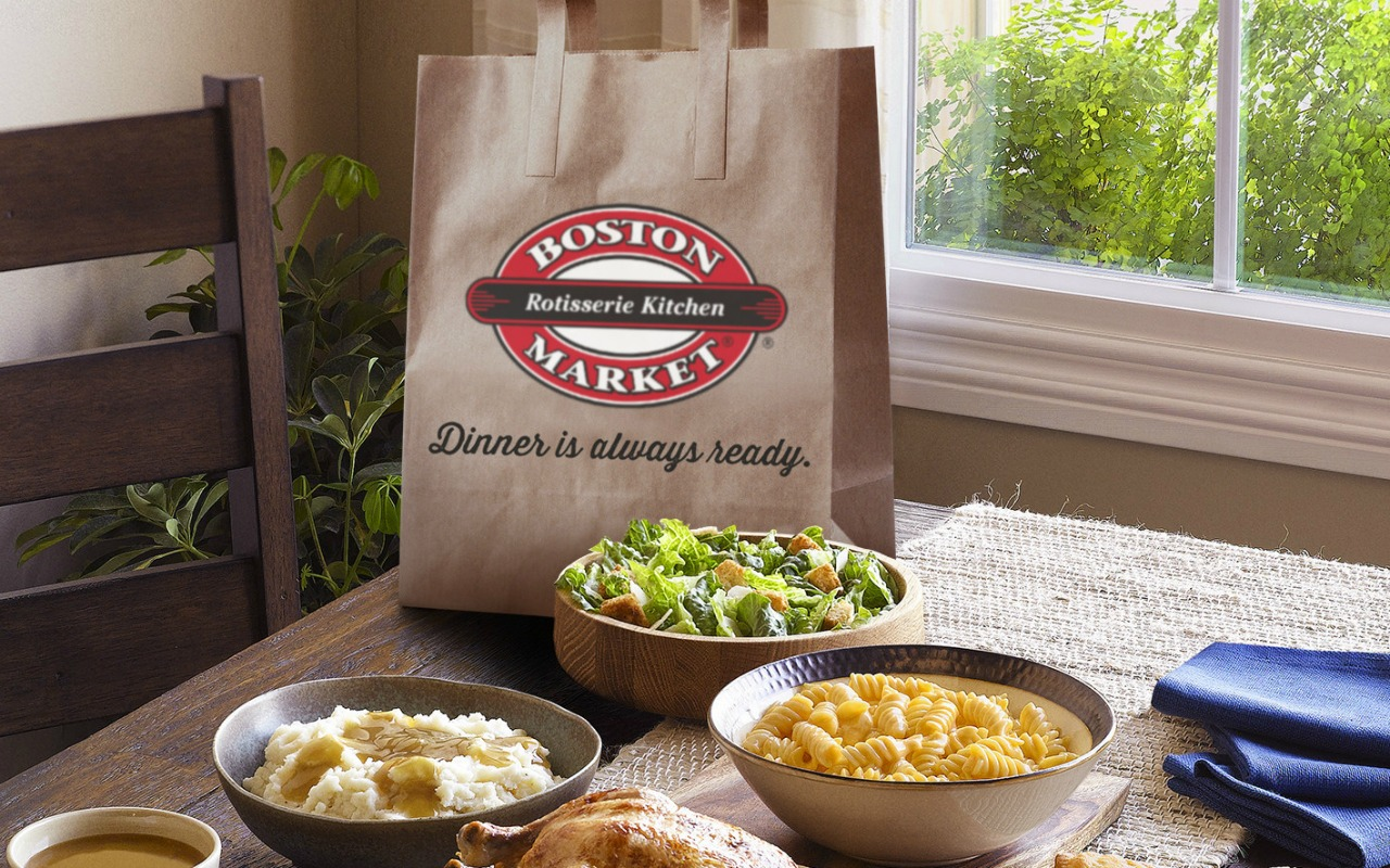 Boston Market Launched Online Delivery Available To Its Guests Across 330 Restaurants Nationwide