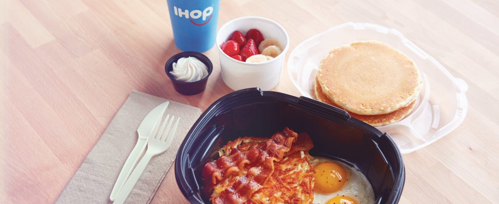 a cup of sustainability ihop delivers and clean labels modern rh modernrestaurantmanagement com