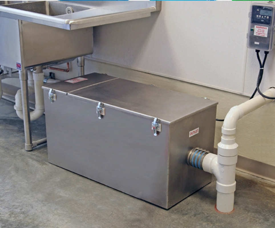 Five Must Knows for Kitchen Grease Trap
