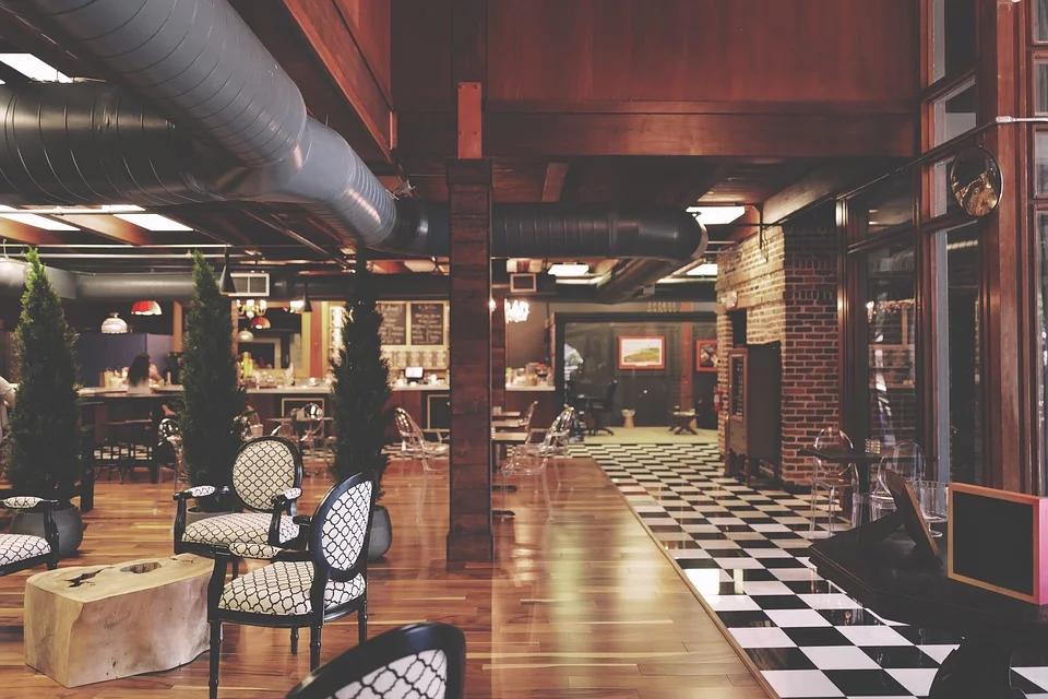 10 Flooring Options For Your Restaurant Modern Restaurant