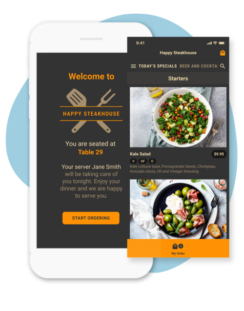 Takeout For Good And Menus Go Tech Modern Restaurant Management The Business Of Eating Restaurant Management News