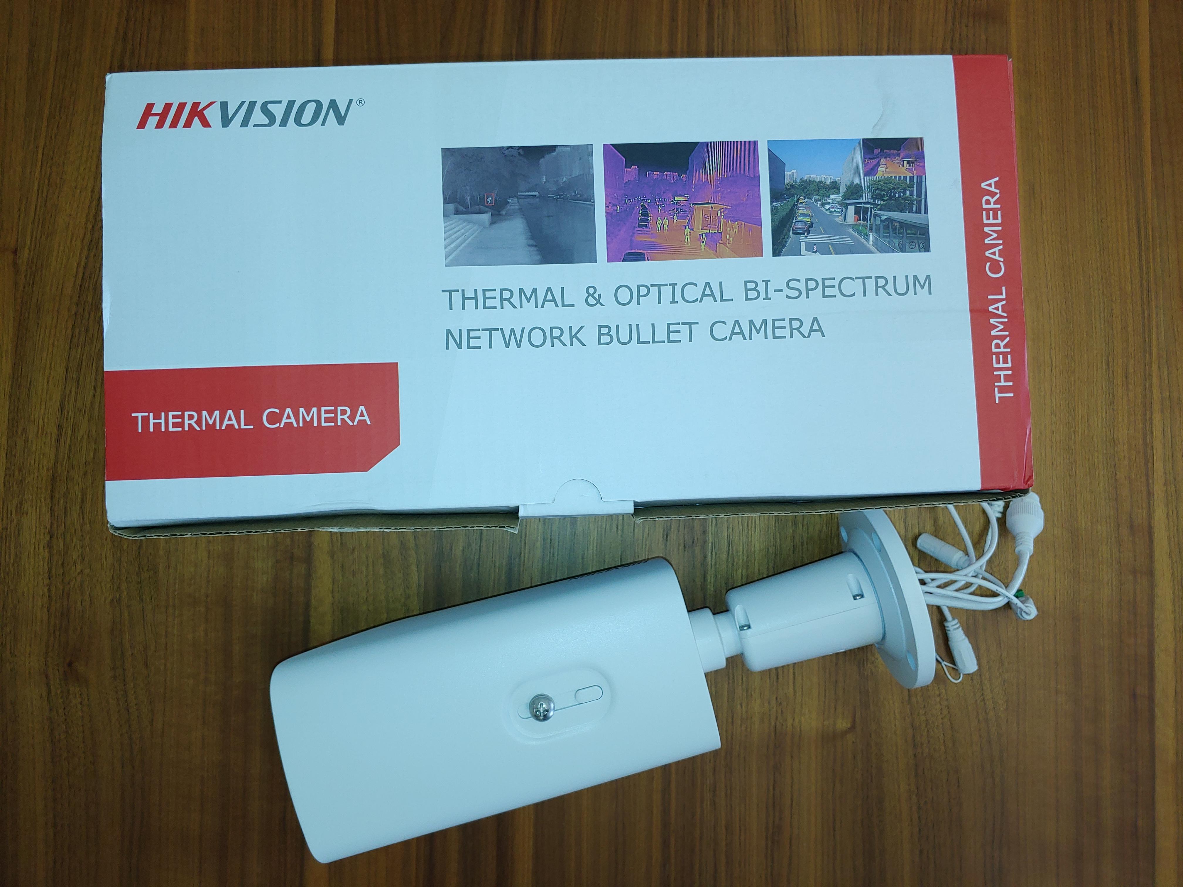 Temperature Measurement Camera
